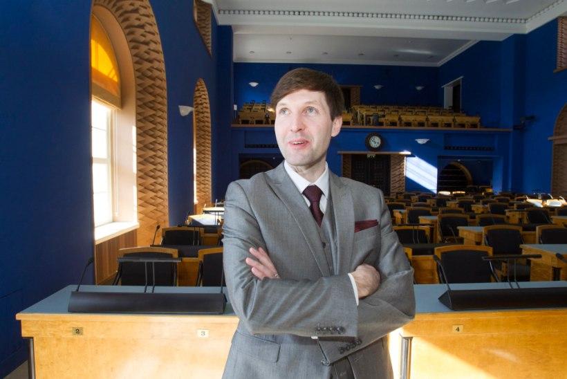 Martin Helme: Eesti on nelja tunniga vallutatav, kui Ilves töö tegemata jätab