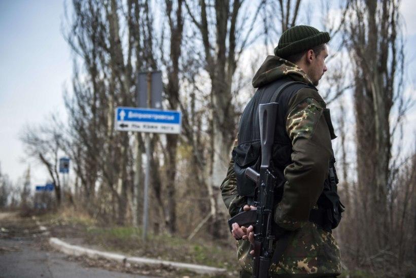 Ida-Ukrainas jätkuvad lahingud