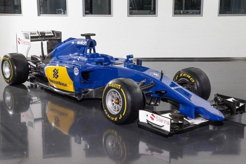 Jules Bianchi sõlmis loetud tunnid enne ränka avariid lepingu Sauberiga?