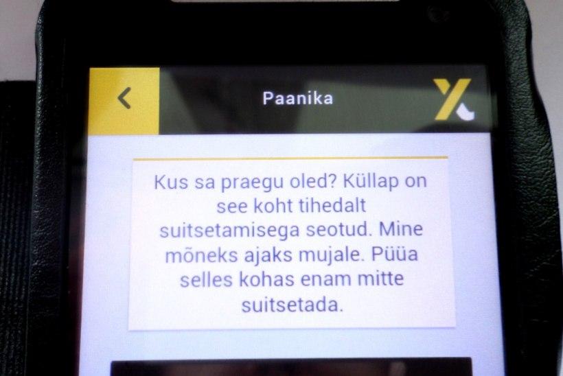 Mobiilirakendus iCoach toetab suitsetamisest loobumisel