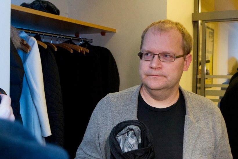 GRAAFIKUD | Eurosaadik Urmas Paet - suurim kirjasaatja pärast Hillar Kohvi?