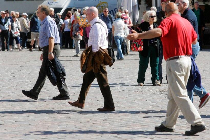 Turismifirmad: turismimaast jääb alles vaid turismilinn