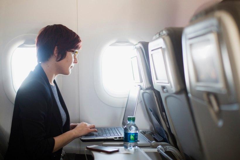 Lennundusekspert: reisilennukite wifi-ühendus ohustab turvalisust