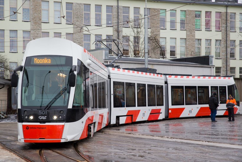 Andrus Kivirähk uuest trammist: surelik teda kätte ei saa