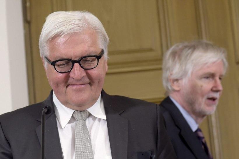 Steinmeier: Saksamaa panustab tugevalt Baltimaade turvalisusse