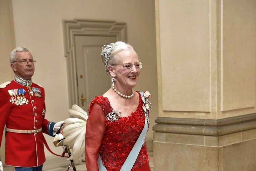 """Kuninganna Margrethe II: """"Troonist loobumine ei tule kõne allagi."""""""