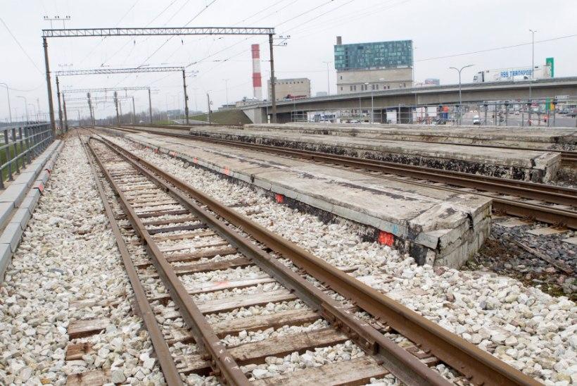 Oleg Ossinovski firma müüs Eesti Raudteele nõutust kolm korda kehvemad liiprid