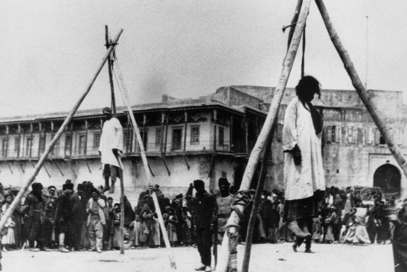 Türklased korraldasid 100 aasta eest armeenlastele verepulma