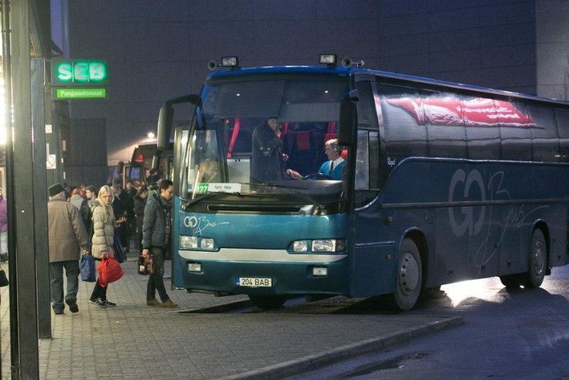 Kütuseaktsiisi tõus uhab bussipiletitele hinda otsa
