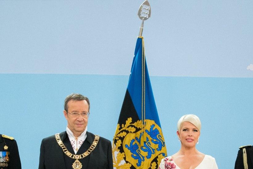Toomas Hendrik Ilves ja Evelin Ilves lahutavad abielu