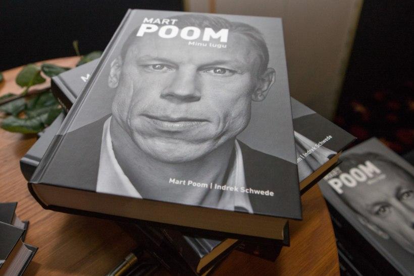 Mart Poomi lugu valiti aasta parimaks spordiraamatuks