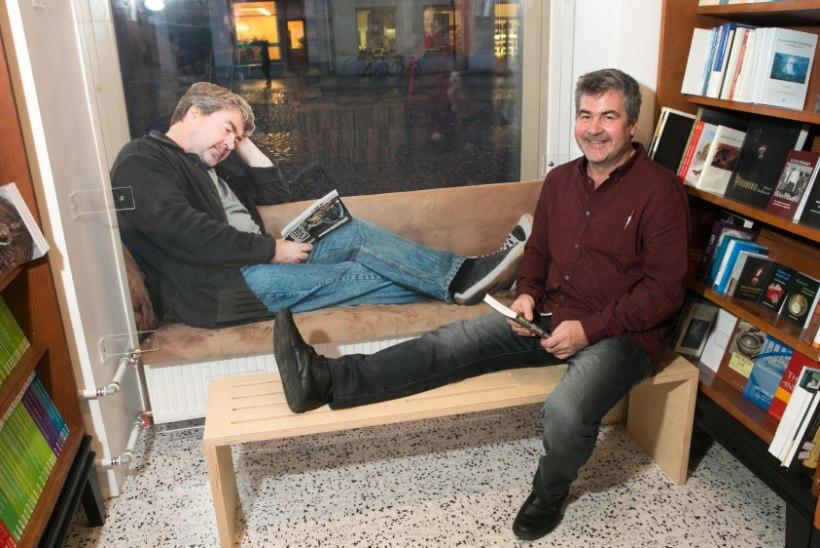 """Mart Kivastik: """"Romaani kirjutades jääd iga päevaga järjest vaesemaks."""""""