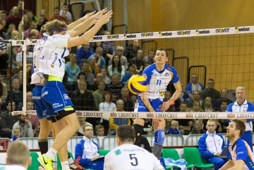 Pärnu võitis ka Pulki täis mänguga