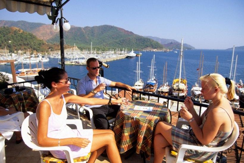 Kui Türgis võid kõik-hinnas-reisil juua piiramatult, siis Itaalias saad ehk toidu kõrvale vaid pokaali veini