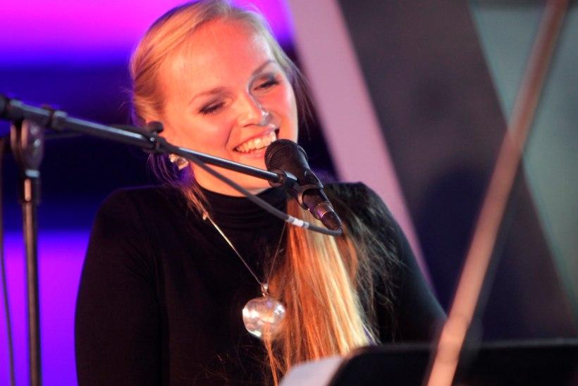 Danske Jazziauhinna sai särav Kadri Voorand