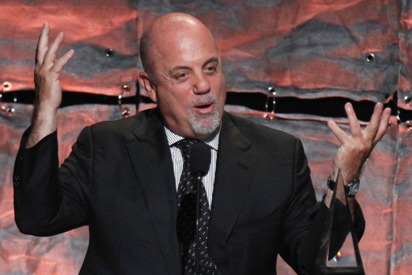 Billy Joeli pruut on sedapsi
