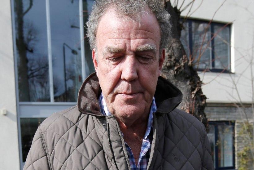 """""""Top Geari"""" produtsenti löönud Jeremy Clarksoni paha tuju põhjus peitus arsti diagnoosis -  mees oli just teada saanud, et tal võib olla kasvaja"""