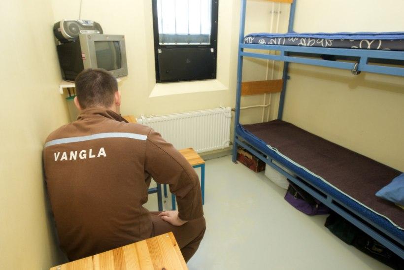 Vangi ülapidamiskulud on tõusnud 1313 euroni kuus