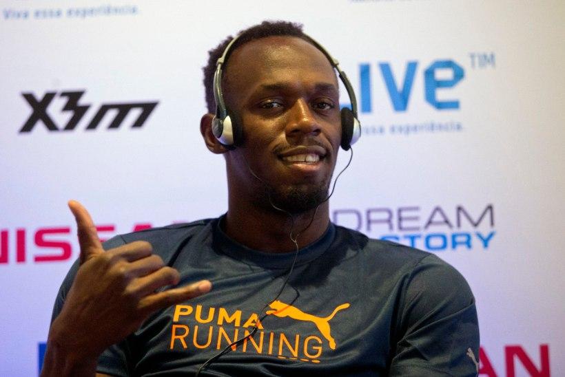 Usain Bolt võib 2016. aasta olümpiaedu nimel elupaika vahetada