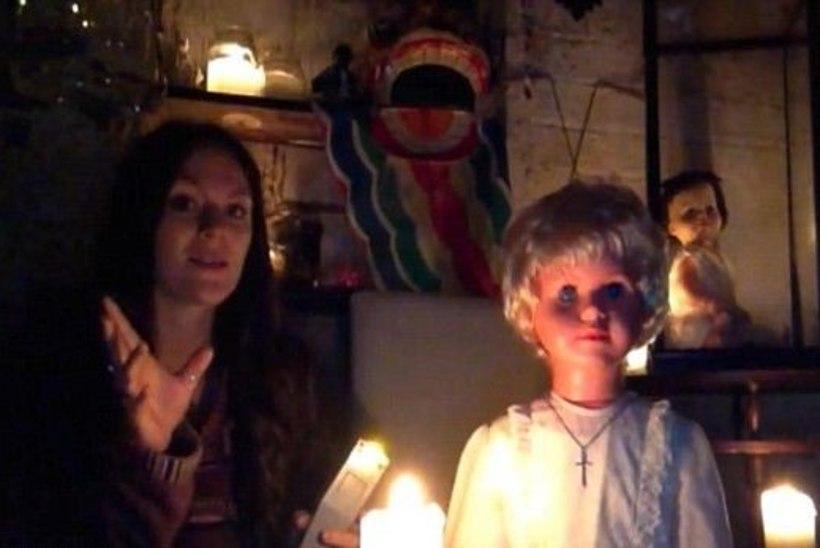 VAATAMINE ENDA RISKIL: see kummituslik video on vaatajatel põhjustanud valu rinnus, ärevust ning seletamatuid peavalusid