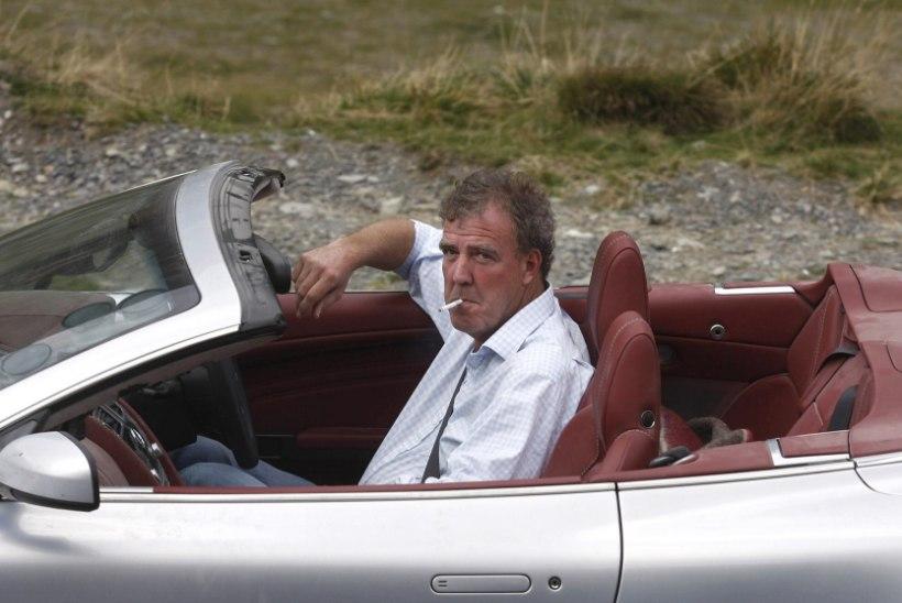 """Jeremy Clarkson: """"Arst ütles, et mul on tõenäoliselt vähk."""""""