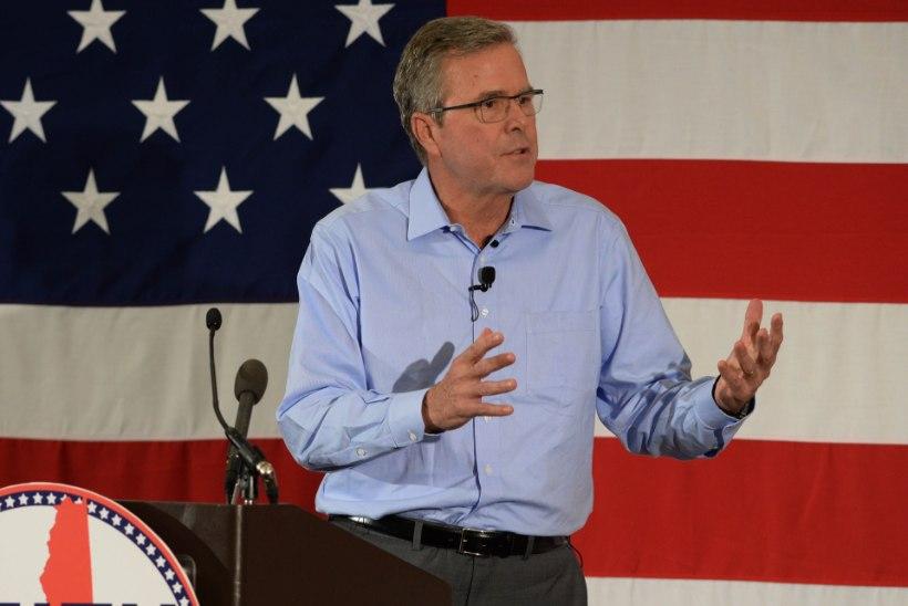 George W. Bushi vend Jeb Bush tuleb juunis Eestisse
