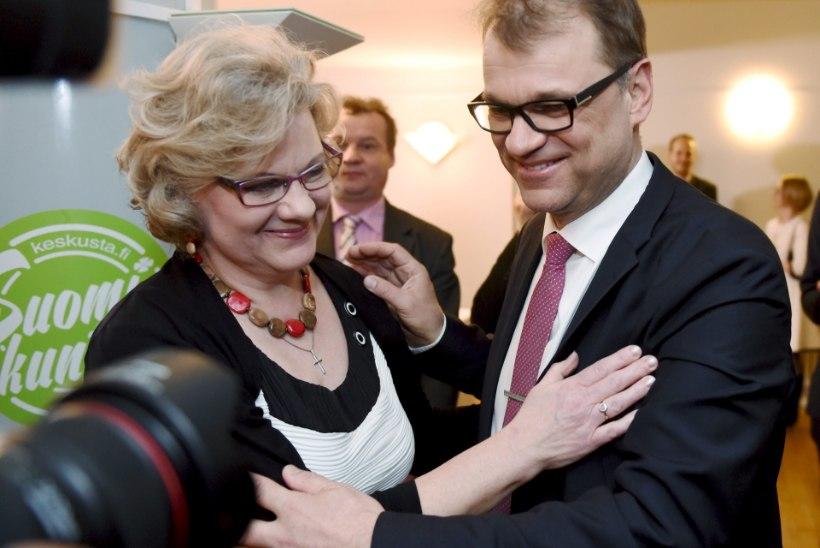 Soome uut valitsust asub kokku panema miljonär Juha Sipilä