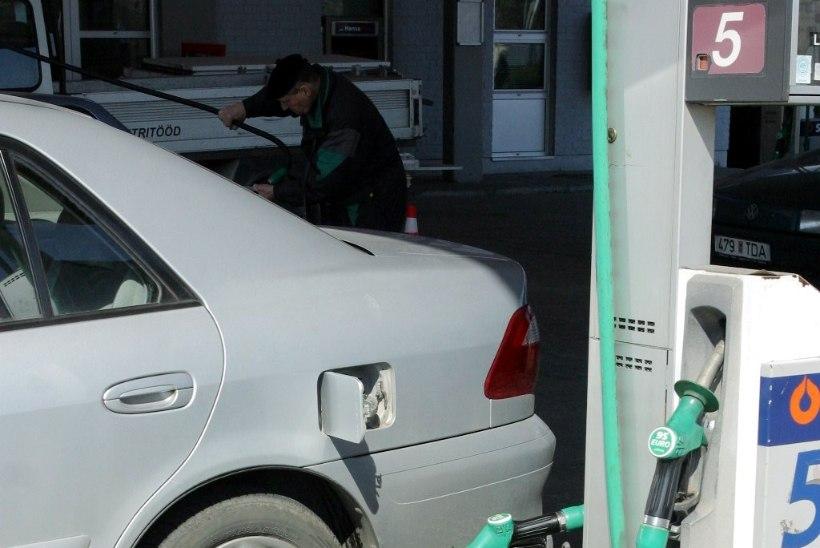 Küsimus   Mida soovitab IRL kütuseaktsiisiga toimetulekuks?