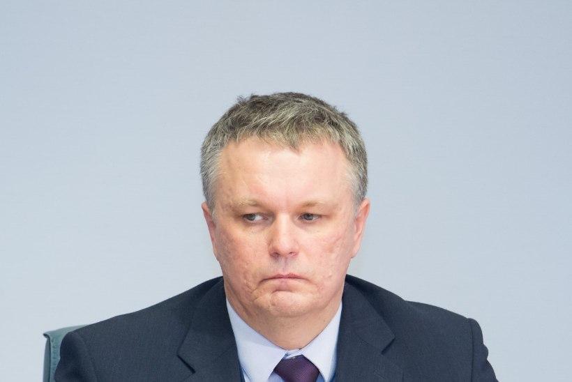 Maksuameti peadirektor: parklates kontrollimine oli viga