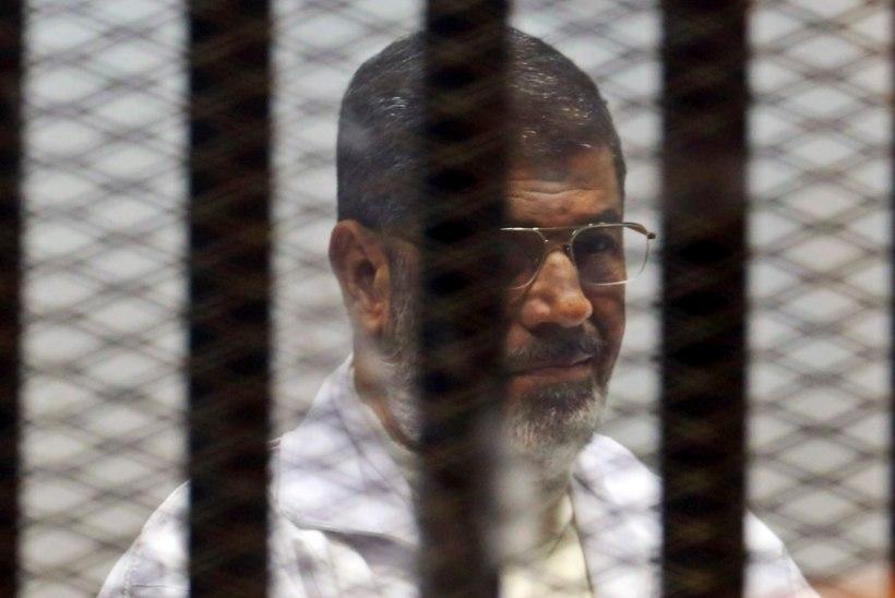 Kohus mõistis Mursi 20 aastaks vangi