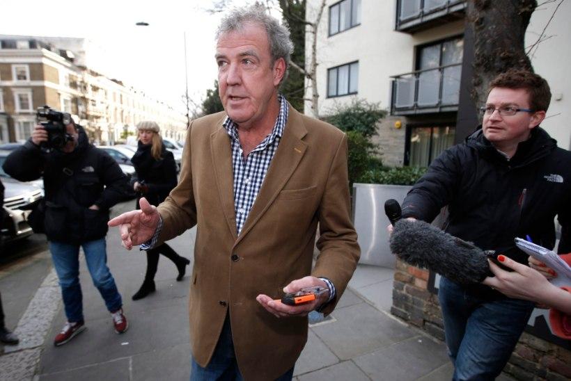 Boss: Clarkson naaseb BBCsse