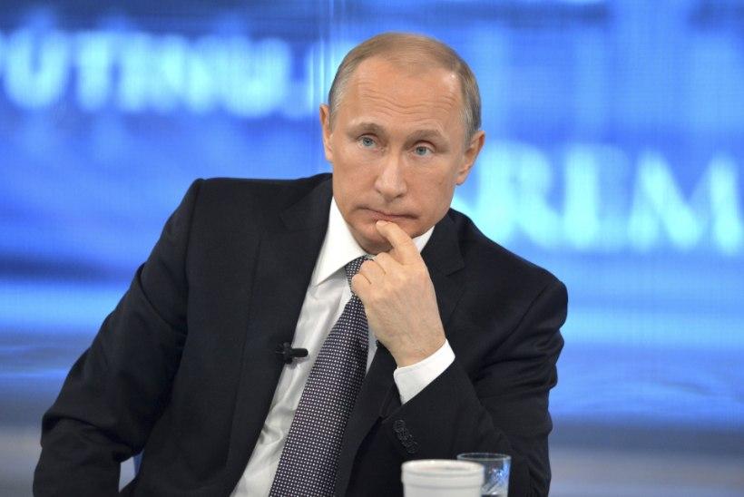 Ukraina parlament palub Putinile sanktsioone lendur Savtšenko kinnipidamise pärast