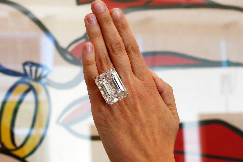 FOTOD: selle teemanti eest käidi välja 22,1 miljonit dollarit