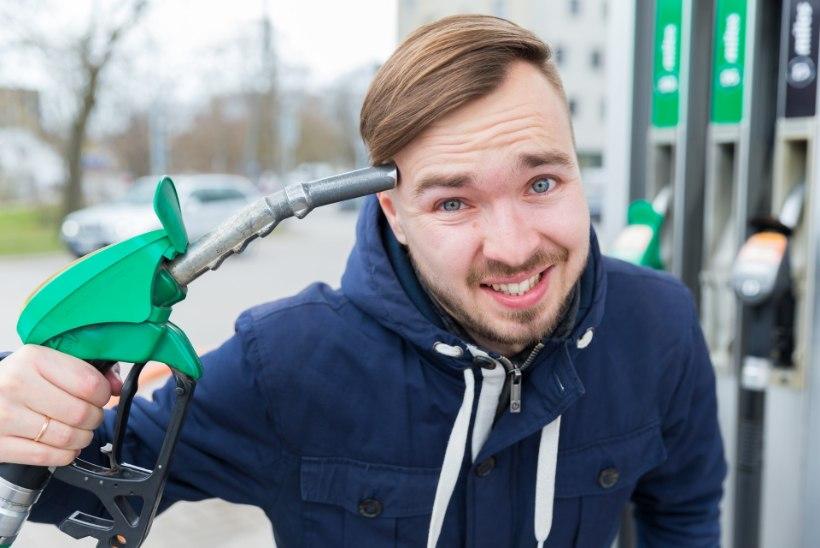 STENBOCKI MAJA PROMOB AKTSIISITÕUSU: bensiin on Eestis liiga odav!