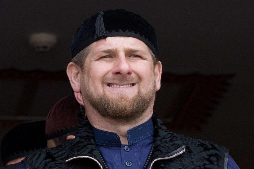 Kadõrov lubas Vene sõdureid tulistada