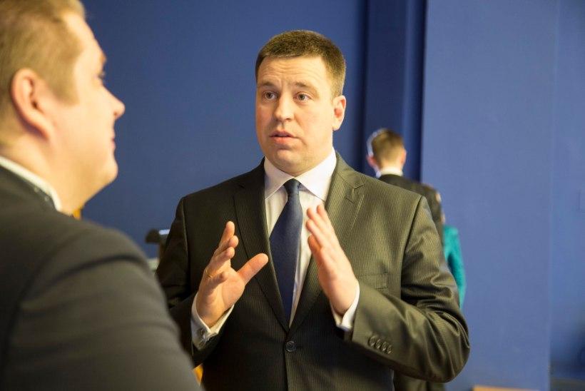 Jüri Ratas: Eesti vajab uut koalitsioonilepet