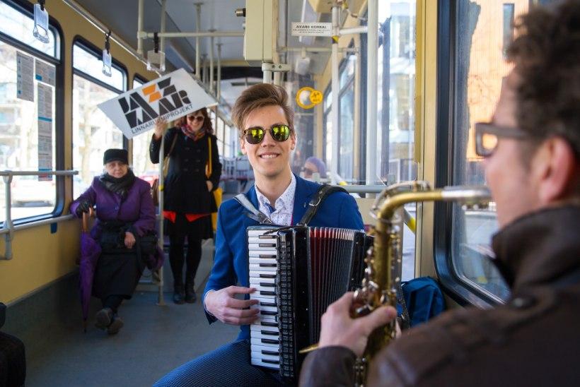 GALERII: Jazzkaar vallutas Tallinna