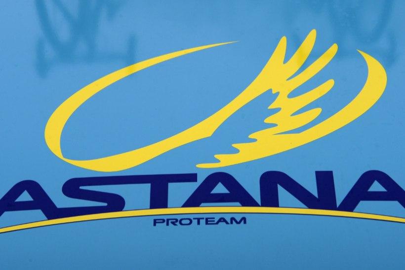 Astana säilitas vaatamata dopingusüüdistustele World Touri litsentsi