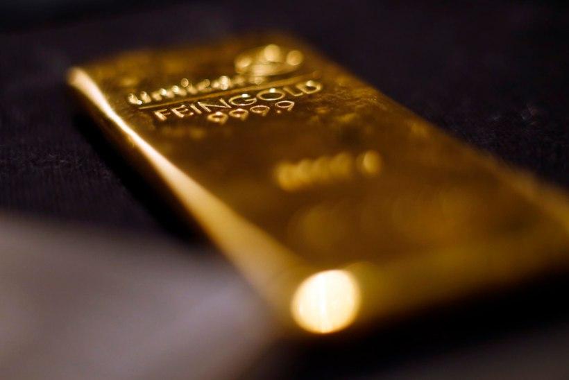 Kummaline vargus: 315 000 eurot maksev kullakang asendati veega