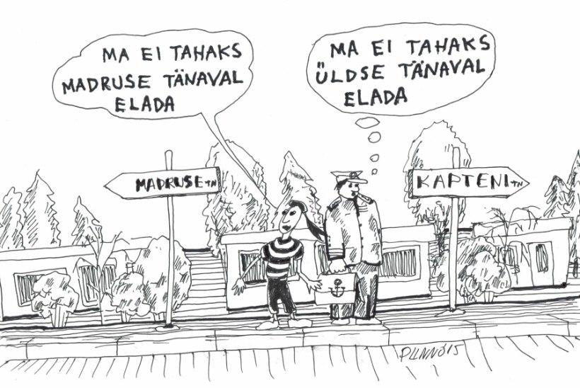 Tartus palkasid Madruse tänava elanikud advokaadi, et saada endale uhkem aadress