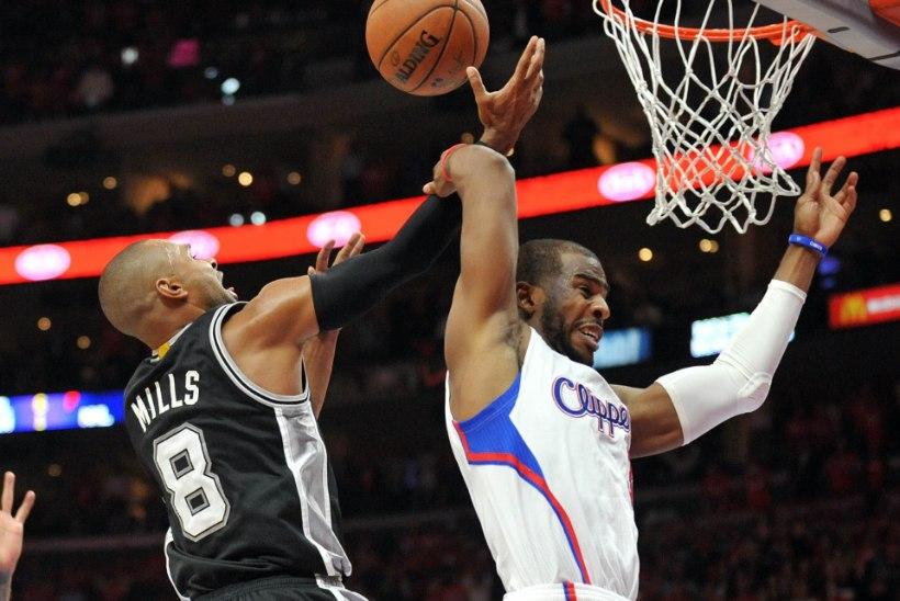 Teekonnal NBA tiitlini: viimane rongisõit Spursi kolmiku jaoks algab Los Angeleses