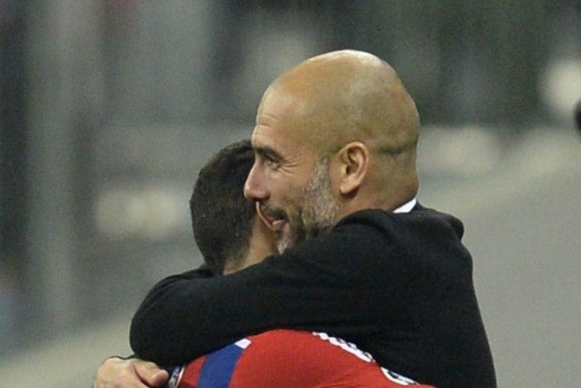 Pep Guardiola Meistrite liiga poolfinaalist: mis ma oskan kosta - Barcelona on minu kodu
