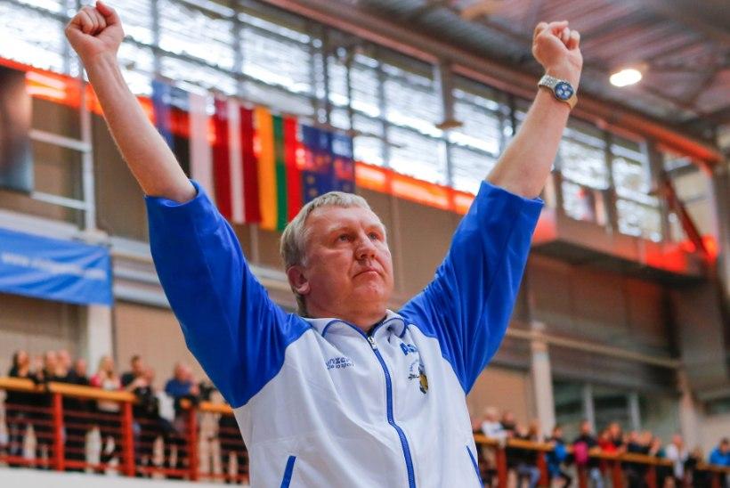 Pärnu meistriks tüürinud Avo Keel hakkab juhendama noori rannavõrkpallureid