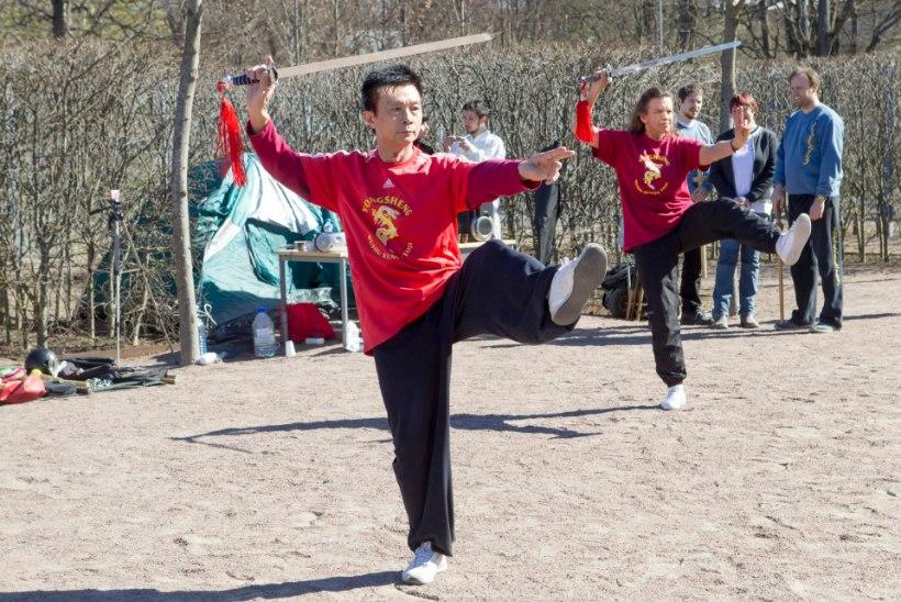 GALERII | Kadriorus tähistati üleilmset tai chi ja qigong'i päeva