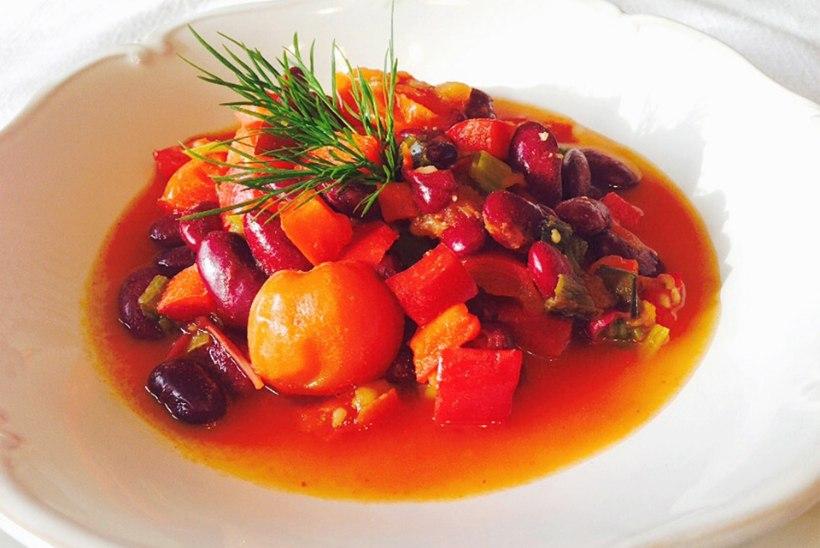 Margit Härma: paku uut köögivilja alati koos tuttavate maitsetega