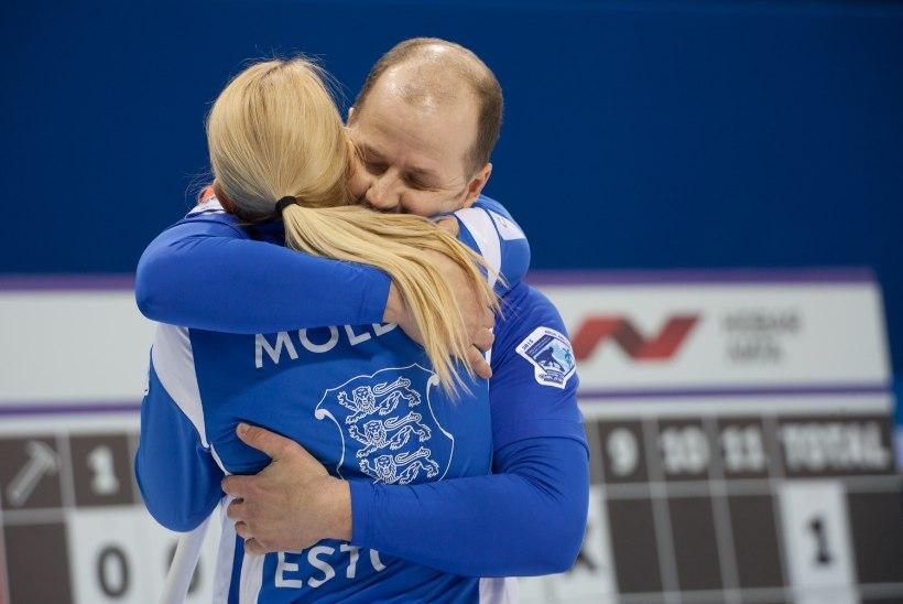 Perevõistkonnale curlingu MMil 5. koht. Ja olümpiasiht silme ees!