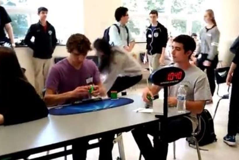 cfcafbca6f7 VIDEO | Rubiku kuubiku kokkupaneku uus rekord - 5,25 sekundit ...