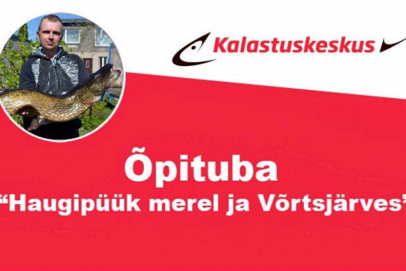 Sel nädalal õpituba Pärnu Kalastuskeskuses!