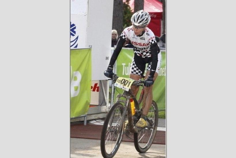 Maaris Meier sai Portugalis kolmanda koha