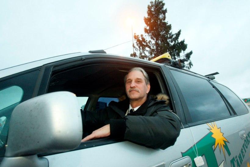 Kohus mõistis Tallinnalt taksojuhile välja hüvitise